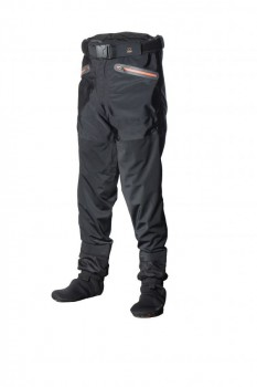 X-STRETCH WAIST WADER STOCKING FOOT