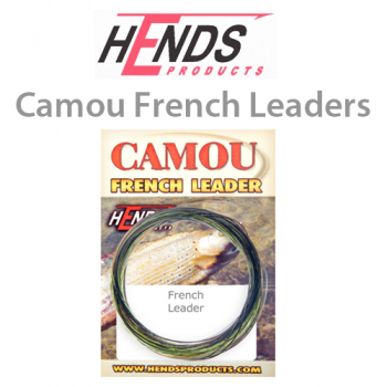 Camou French Leader CAMOUFLAGE TMAVÝ
